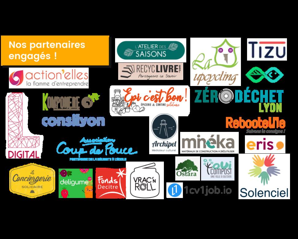 partenaires engagés solidaires acteurs transition