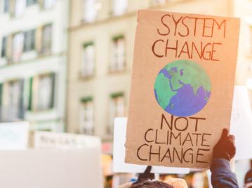 changement climatique lutte